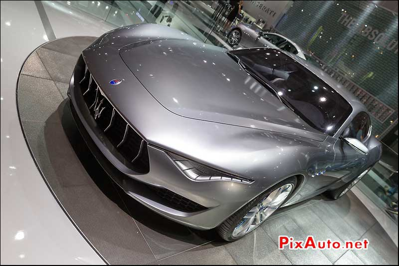 Mondial Automobile Paris, Concept Car Maserati Alfieri