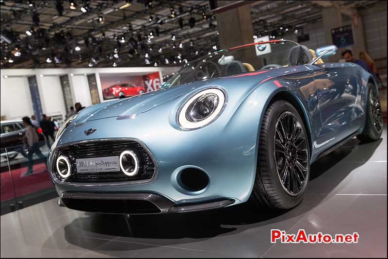 Mondial Automobile, Concept Mini Superleggera Vision