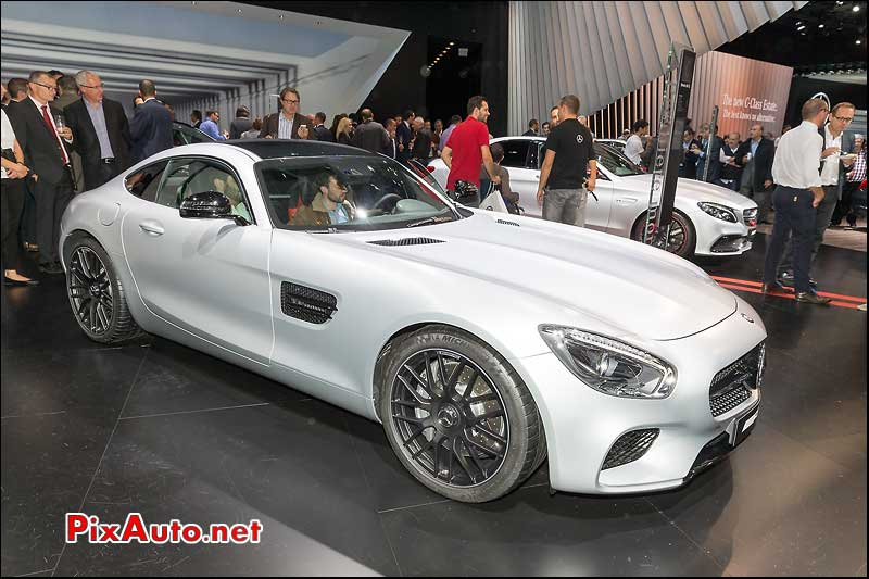 Mondial Automobile Paris 2014, Mercedes-AMG GT
