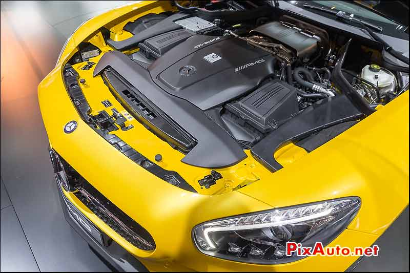 Mondial Automobile Paris, Mercedes-AMG GTS V8 Biturbo