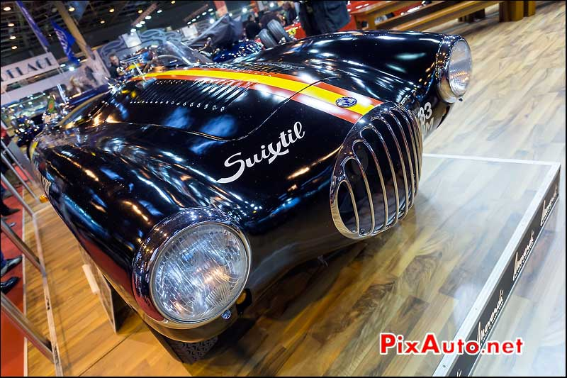 Barquette Osca MT4 #1142, Salon Retromobile 2014