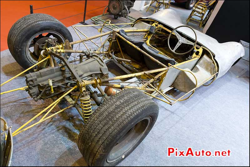Chassis Osca, Salon Retromobile 2014