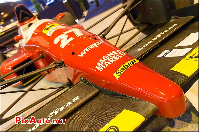 F1 BMS Dallara #189/04, Arcurial Salon Retromobile