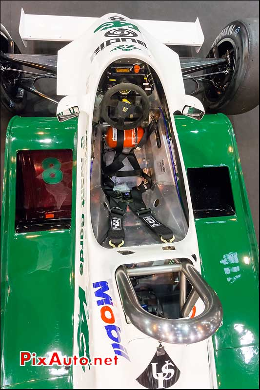Formule 1 Williams FW07D, Salon Retromobile 2014