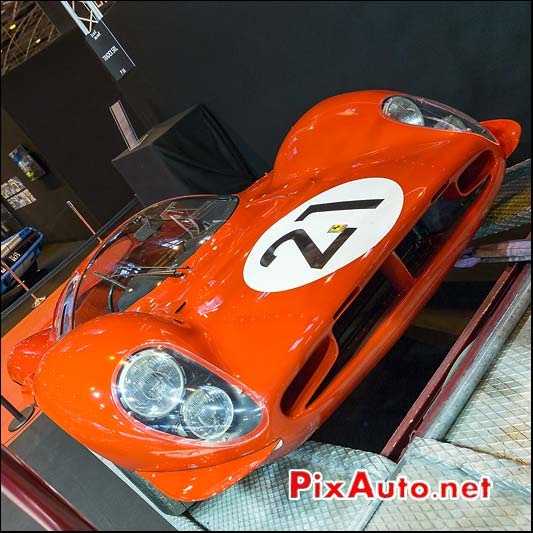 Ferrari 330 P4 de 1967, salon retromobile 2014