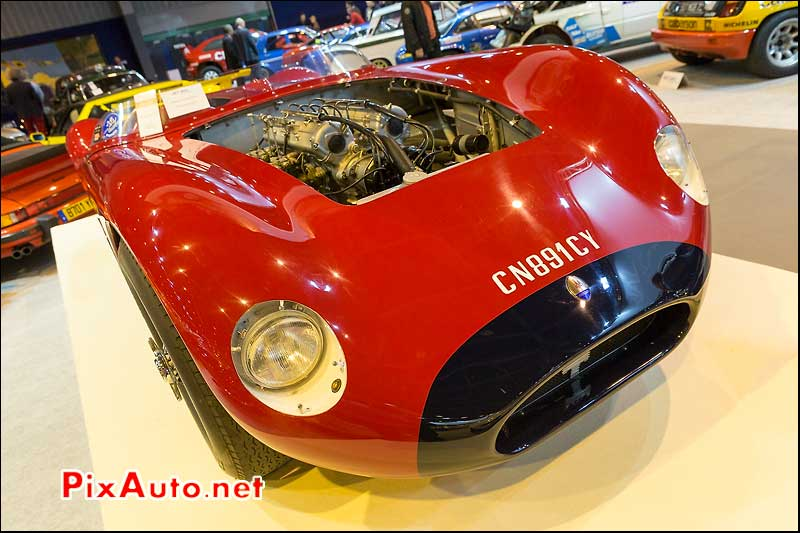 Maserati 150S #1664, Arcurial Salon Retromobile