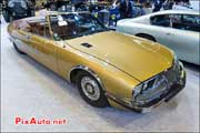 cabriolet Citroen-SM Mylord Chapron, Arcurial Salon Retromobile