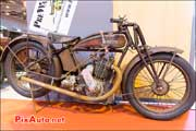 moto Onoto Sport de 1928, Salon Retromobile 2014