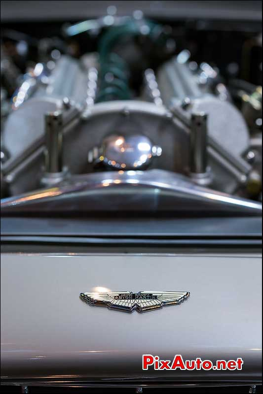 Sigle Aston Martin, Salon Retromobile 2014
