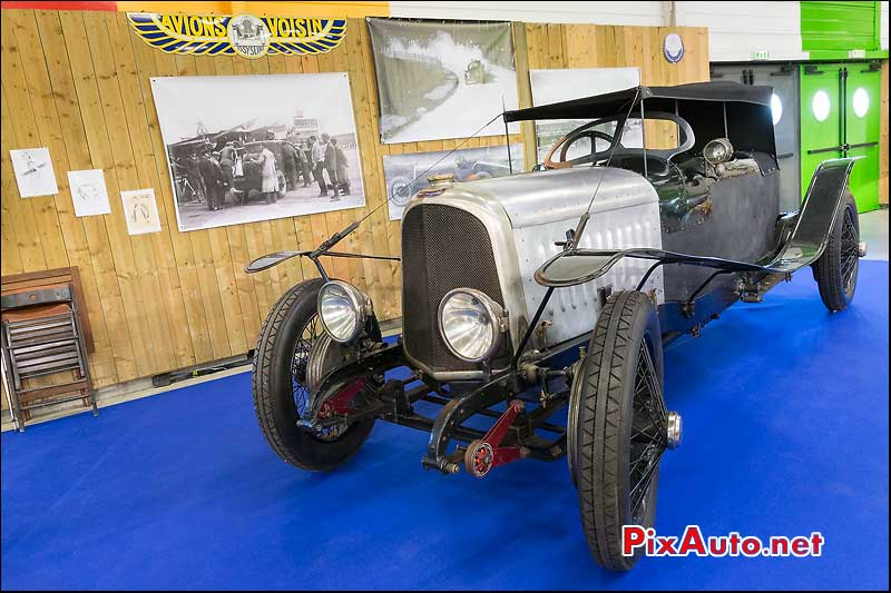 Salon Automedon, Avions Voisin Type C1