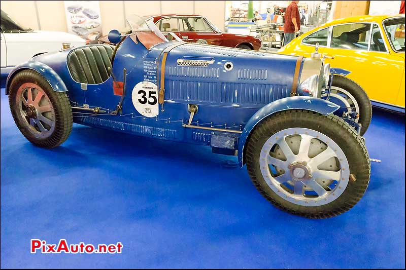 Salon Automedon, Bugatti 35 GP Louis Chiron