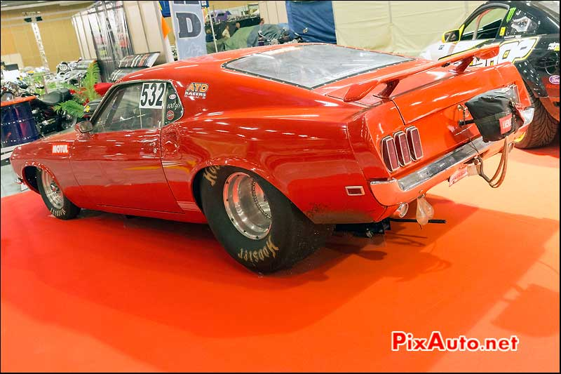 Salon Automedon, Ford Mustang Mach One 1969