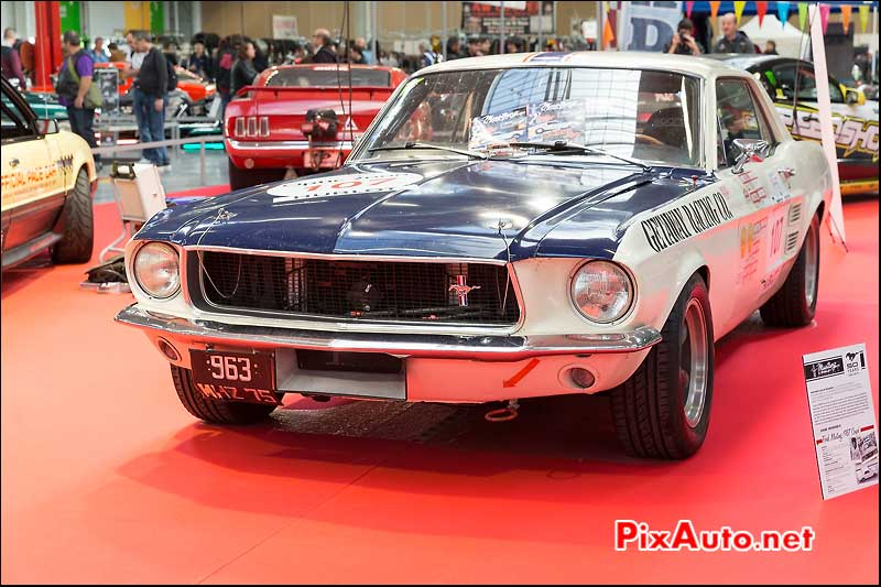 Salon Automedon, Ford Mustang coupe