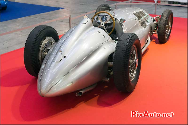 Salon Automedon, Mercedes-Benz F1 w154