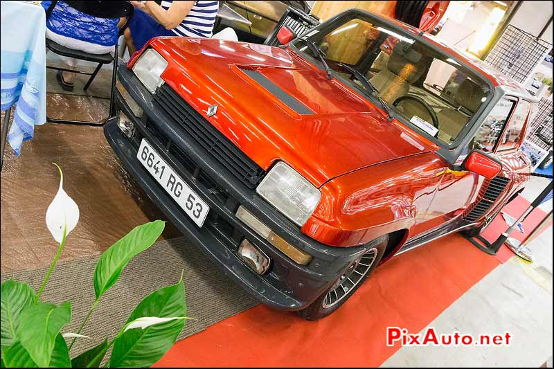 Salon Automedon, Renault 5 Turbo