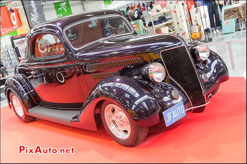 Salon Automedon, Rod Ford Coupe