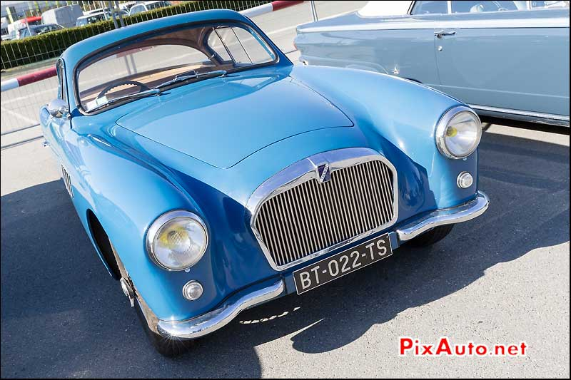 Parking Salon Automedon, Talbot Lago 2500 Coupe