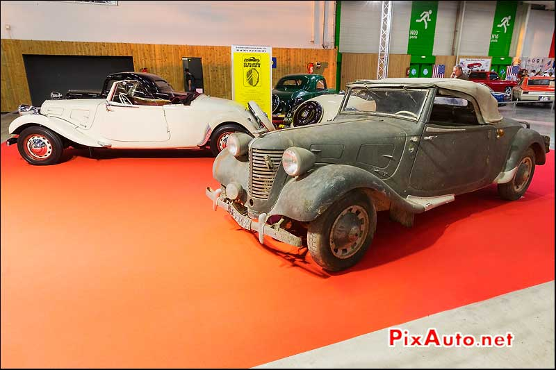 Salon Automedon, Traction Cabriolet 11BL