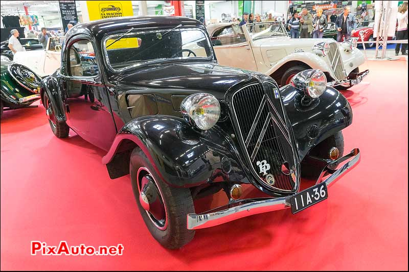 Salon Automedon, Traction Coupe 11a