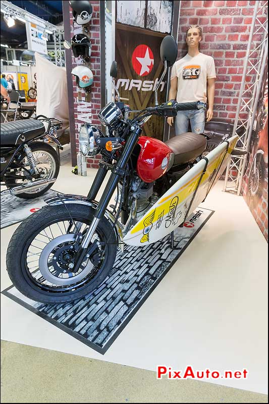 Salon Moto Legende, Mash Two Fifty 250cc