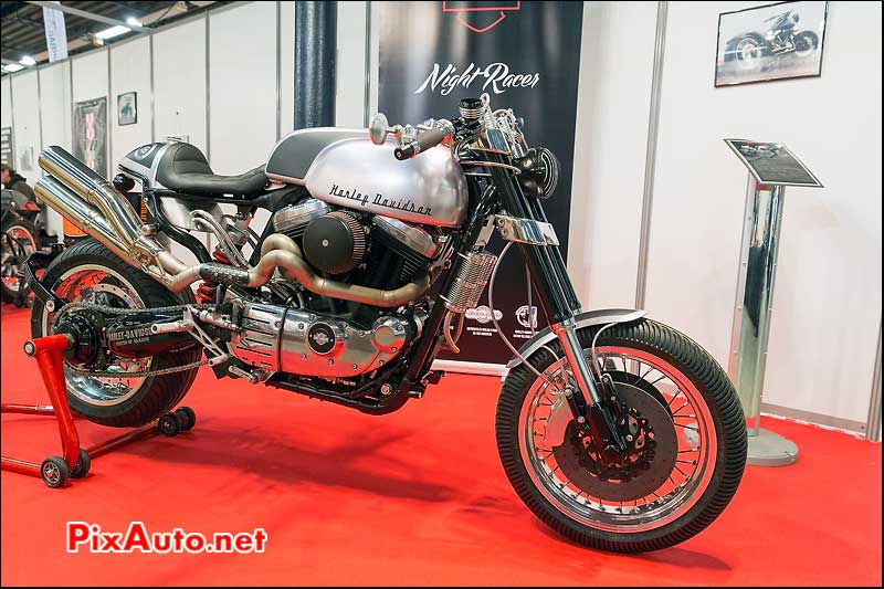 Salon Moto Legende, Night Racer Harley-Davidson
