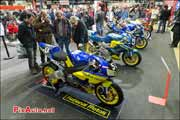 Salon Moto Legende 2014, Stand Honda National Motos