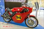 Salon Moto Legende, Honda Drixton 450cc de 1969