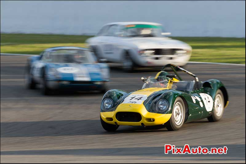 Lister Knobbly, sixties endurance SPA-Classic