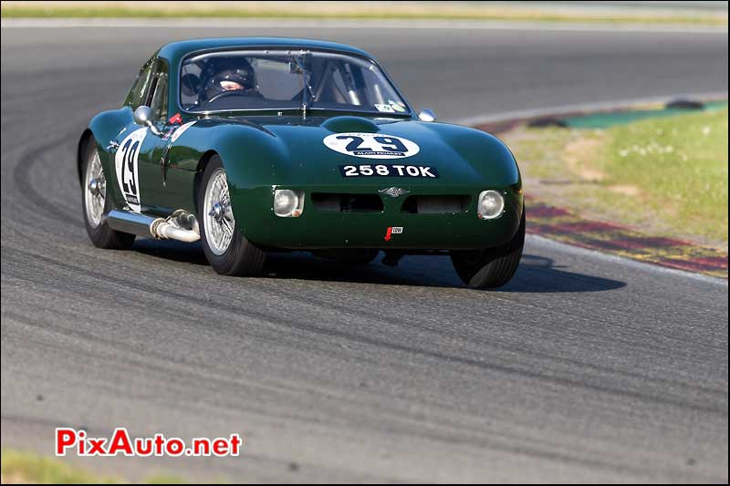 Morgan SLR 1963, sixties endurance SPA-Classic