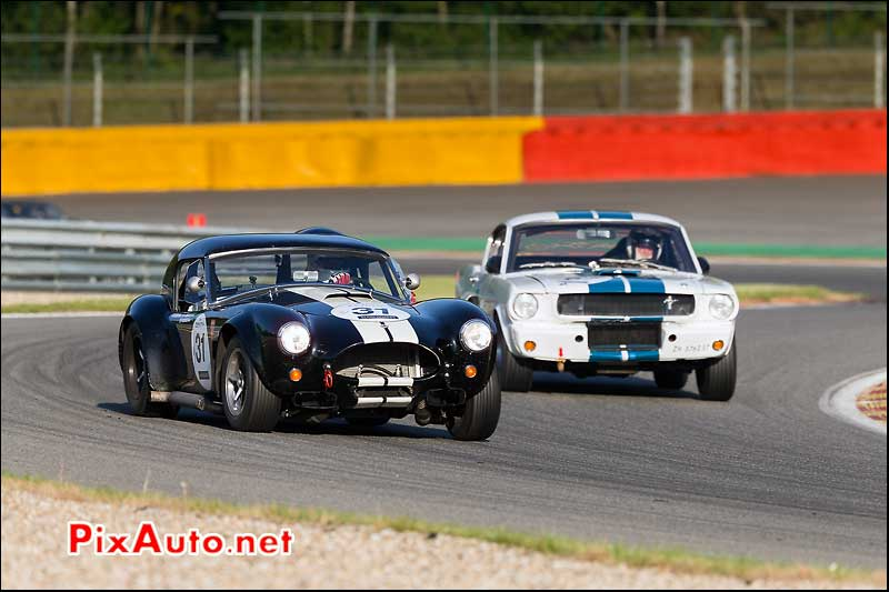 AC Cobra 1964, sixties endurance SPA-Classic