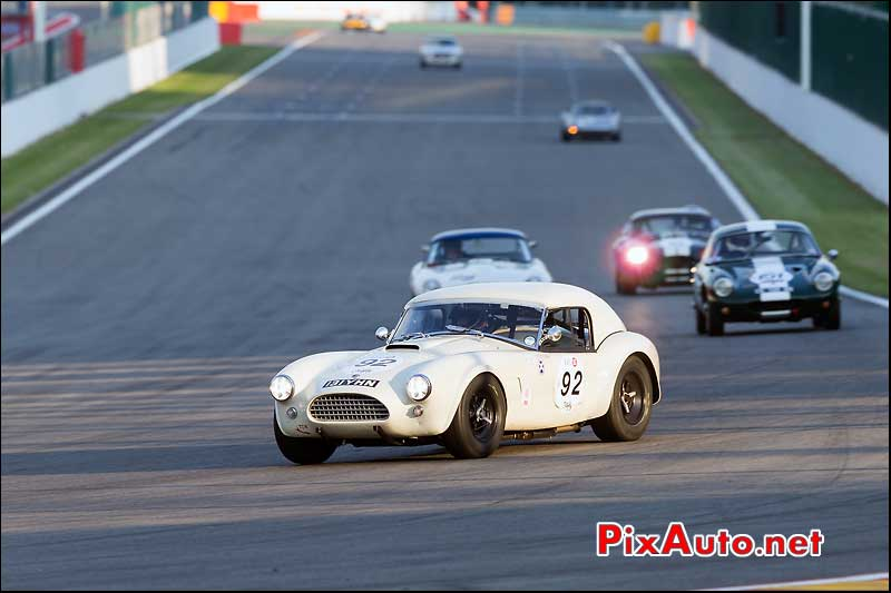 AC Cobra 131YHN, sixties endurance SPA-Classic