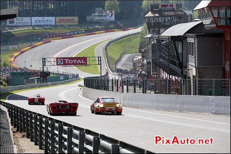 Anciens Stands SPA-Francorchamps, SPA-Classic course Cer1