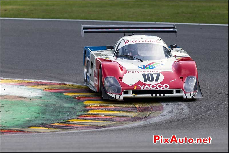 Spice SE88C, Group C SPA-Classic