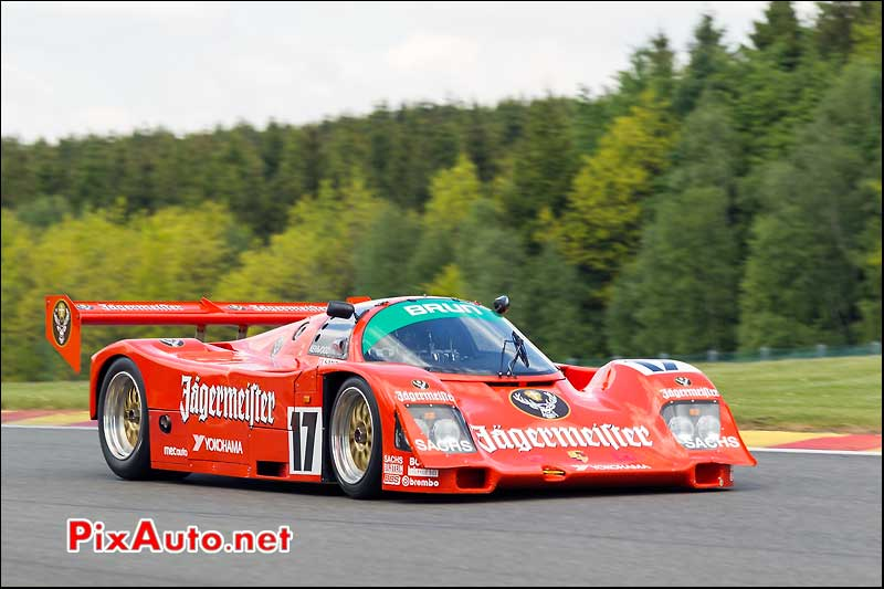 Porsche 962, Group C SPA-Classic