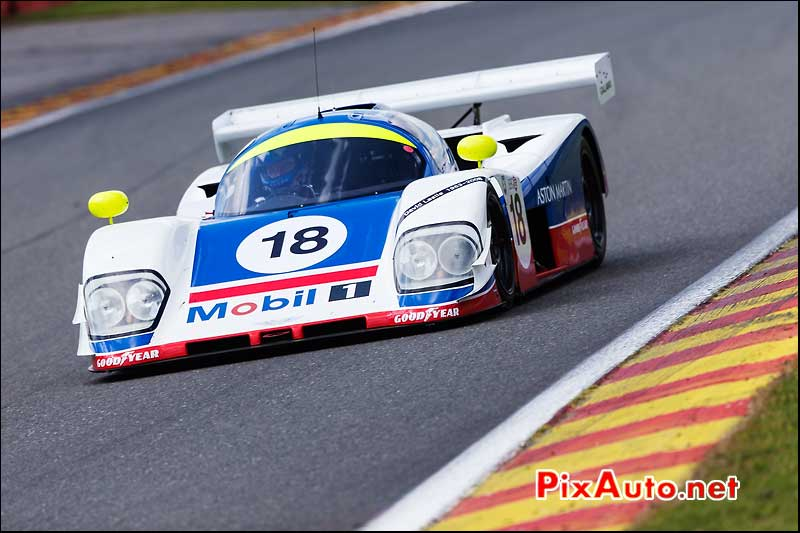 Aston Martin AMR1, Group C SPA-Classic