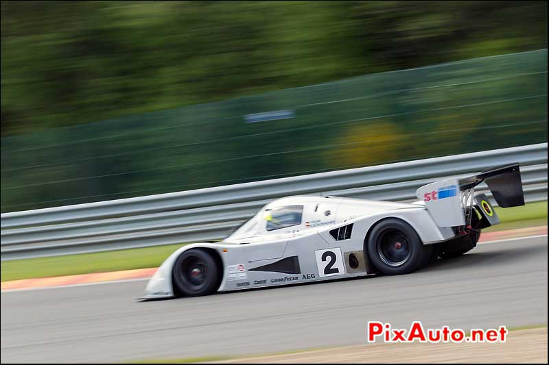 Sauber Mercedes-Benz C11 , Group C SPA-Classic,