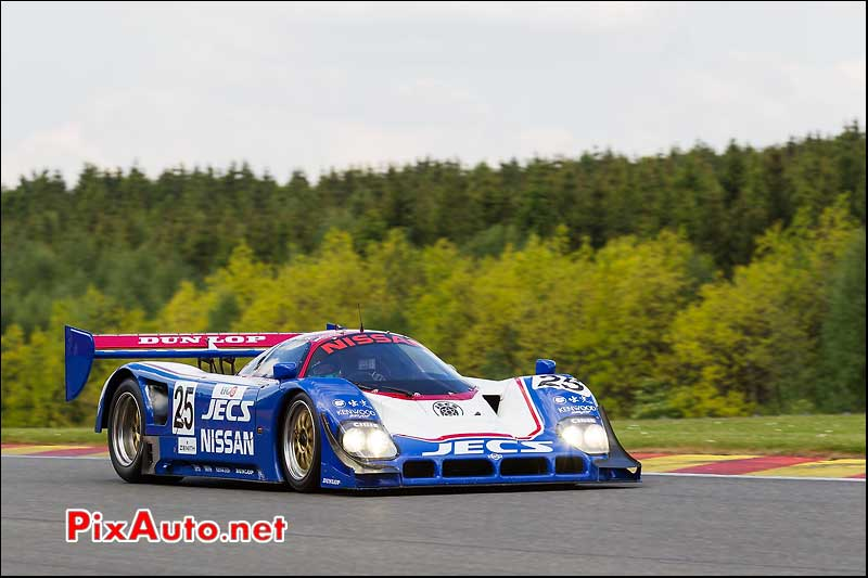 Nissan R90ck 1990, Group C SPA-Classic