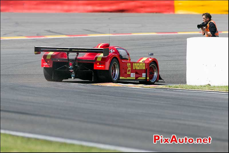 Gebhardt C91, la Source, Group C SPA-Classic