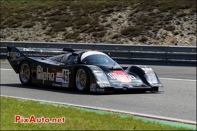 Porsche 962C, Group C SPA-Classic