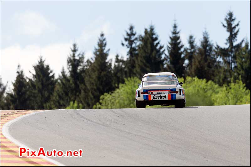 BMW 3csl, Haut raidillon, Heritage-Touring-Cup SPA-Classic