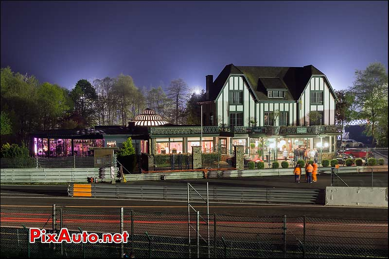 Hotel de Eau Rouge SPA, Heritage-Touring-Cup SPA-Classic
