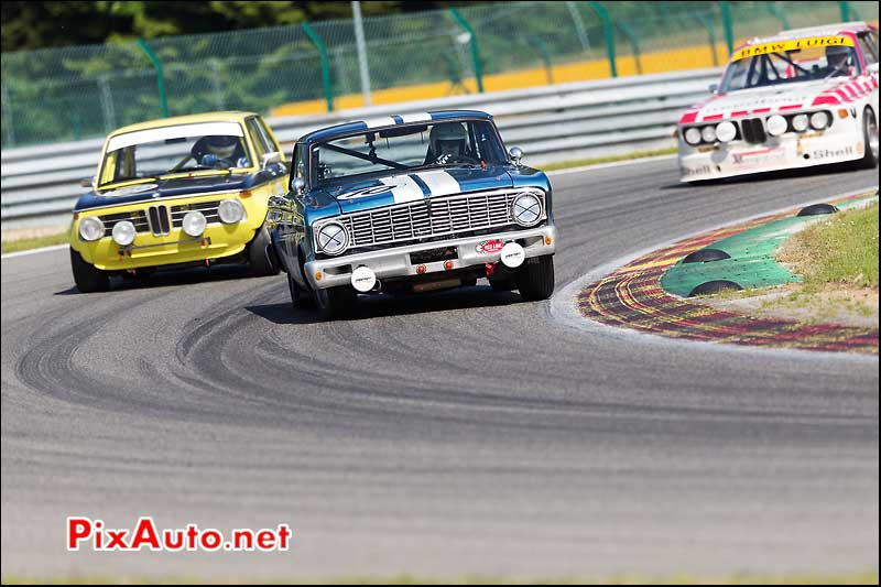 Ford Falcom Sprint, Heritage-Touring-Cup SPA-Classic