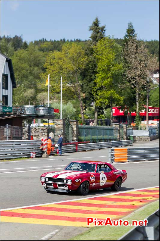 Chevrolet Camaro Z28, Heritage-Touring-Cup SPA-Classic