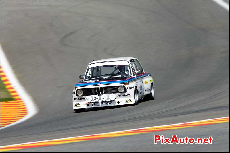 BMW 2002 Heidegger, Heritage-Touring-Cup SPA-Classic