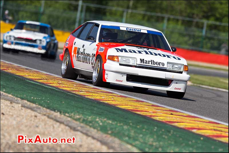 Rover TWR Vitesse, Heritage-Touring-Cup SPA-Classic
