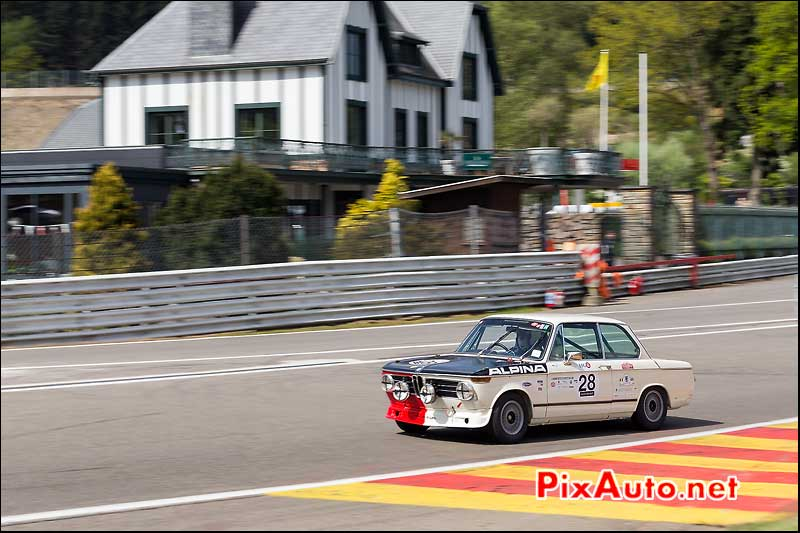 BMW 2002 Alpina, Heritage-Touring-Cup SPA-Classic