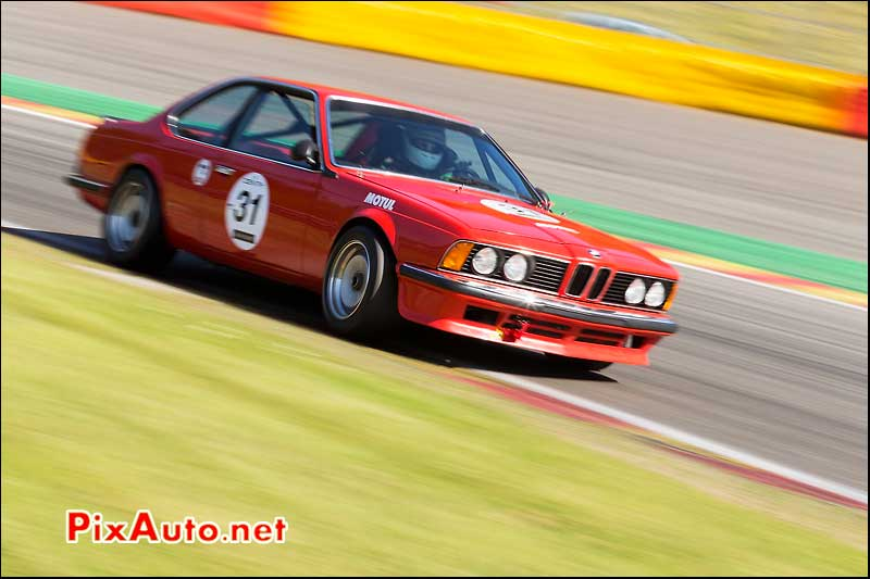 BMW 635csi, Heritage-Touring-Cup SPA-Classic