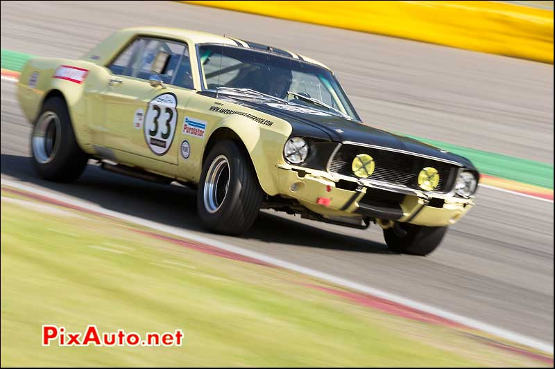 Ford Mustang, Heritage-Touring-Cup SPA-Classic