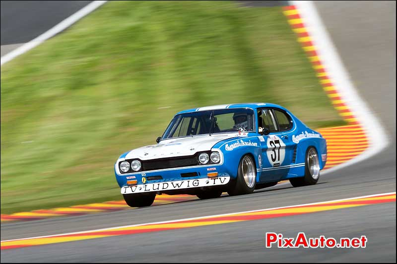 Ford Capri 2600RS 1972, Heritage-Touring-Cup SPA-Classic