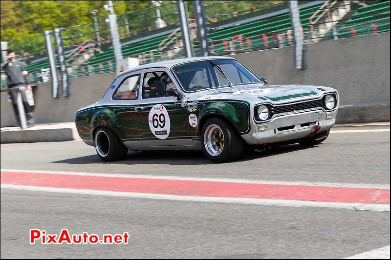 Ford Escort 1600RS, Heritage-Touring-Cup SPA-Classic